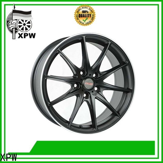 XPW aluminum 18 inch aftermarket rims manufacturing for Toyota