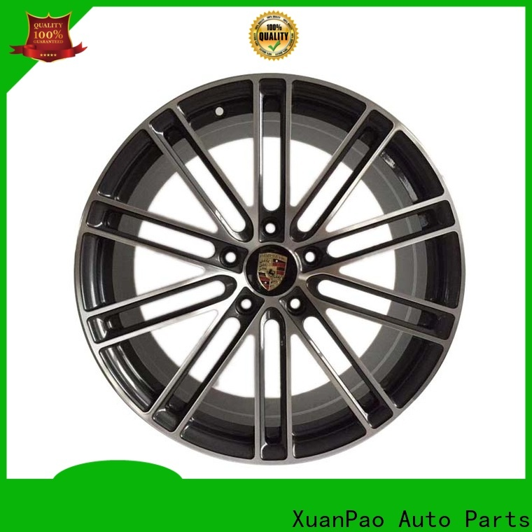 reliable porsche cup 1 wheels low-pressure casting manufacturing for