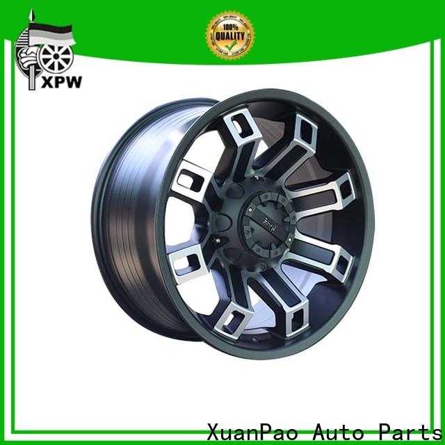 custom suv wheels alloy design for vehicle