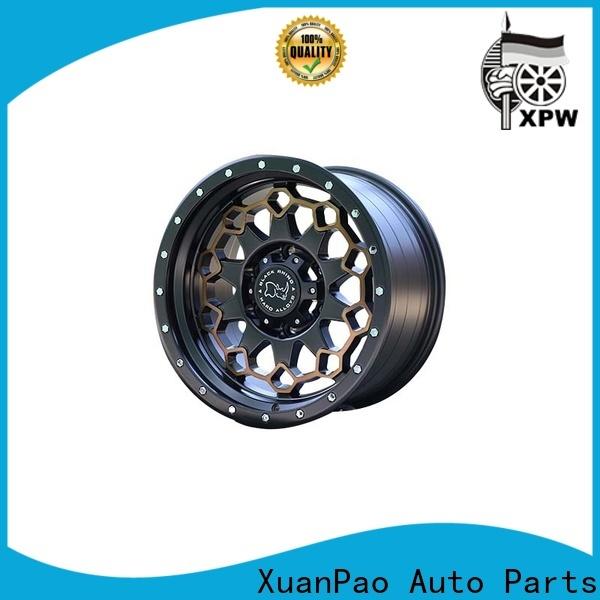 custom car wheels aluminum design for vehicle