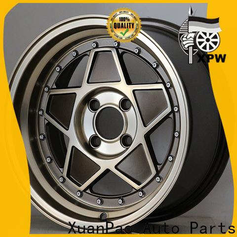 XPW fashion 15 inch trailer wheels wholesale for Honda series