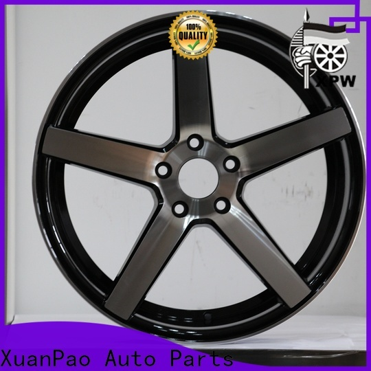 XPW aluminum 15 inch mag wheels for sale manufacturing for vehicle