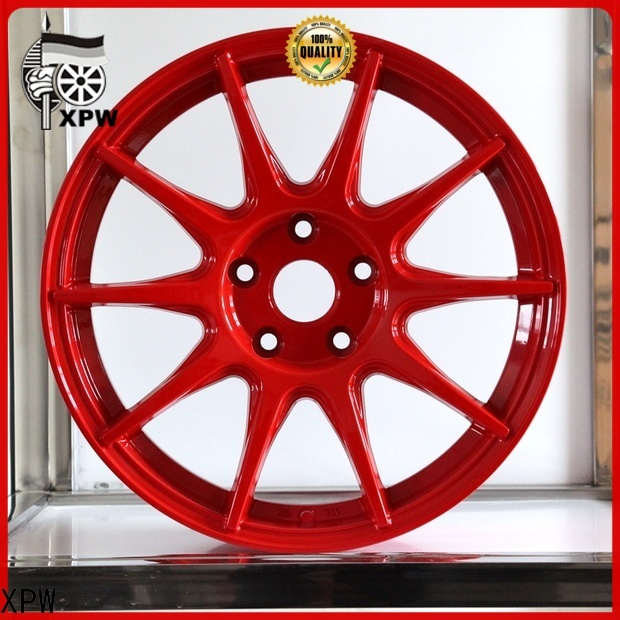 cost-efficient 4x4 truck wheels alloy manufacturing for cars