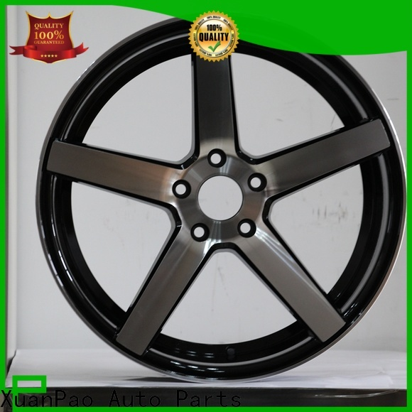 XPW black 16 inch off road wheels OEM for vehicle