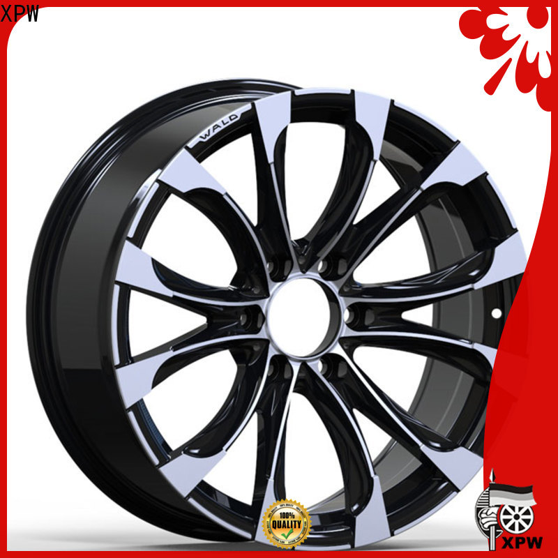 XPW custom rims for a suv manufacturing for SUV cars