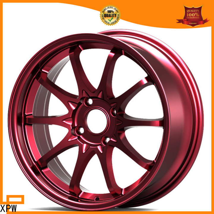 XPW cost-efficient truck alloy wheels series for vehicle