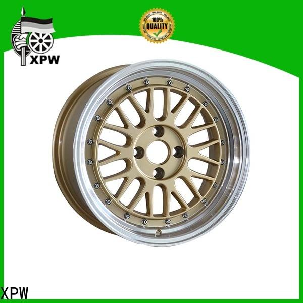 XPW white 15 alloy rims wholesale for Toyota