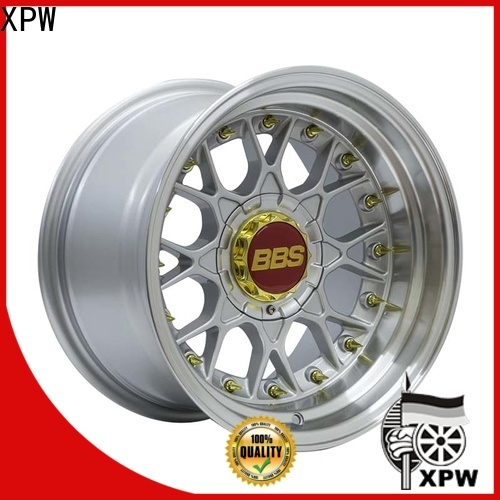 XPW cost-efficient 15 inch jeep rims manufacturing for cars