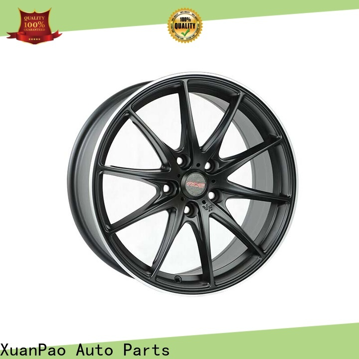 reliable 18 inch rims and tire packages aluminum manufacturing for cars