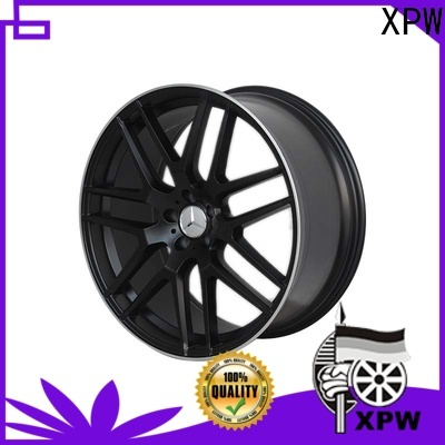 cost-efficient mercedes benz black wheels alloy manufacturing for mercedes