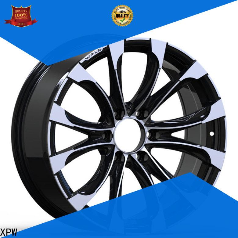 XPW custom aluminum wheels