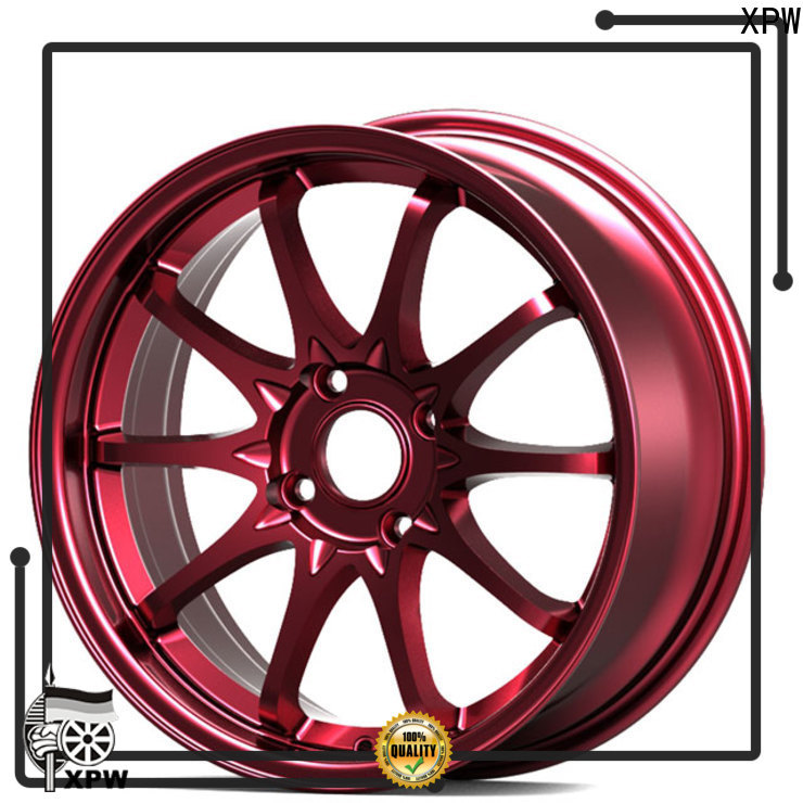 cost-efficient 5x100 wheels 18 wide sides OEM for cars