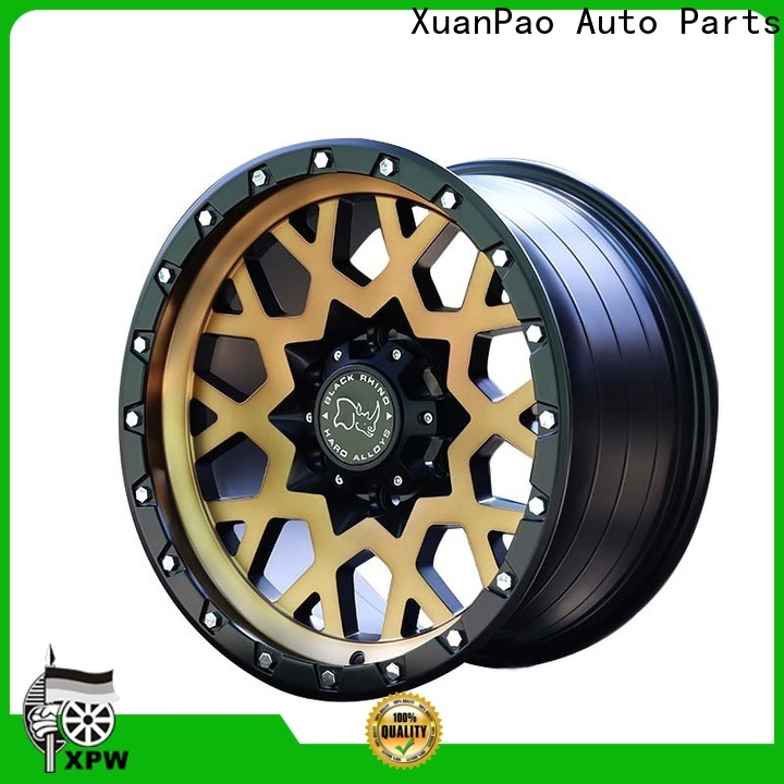 XPW alloy suv off road wheels design for SUV cars
