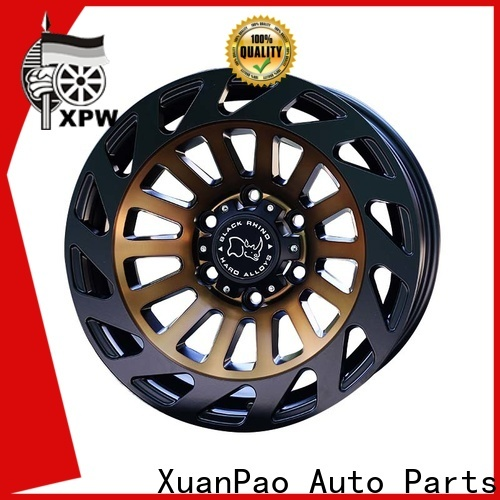 professional suv alloy wheels aluminum wholesale for vehicle