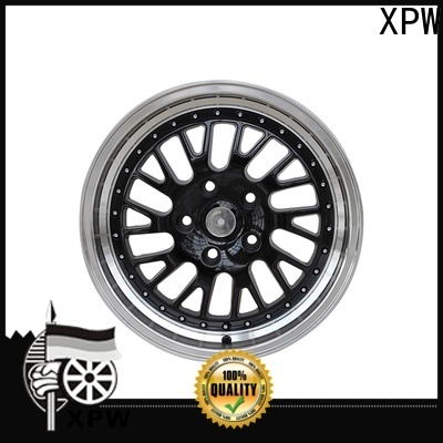 durable custom wheels and tires alloy manufacturing for Honda