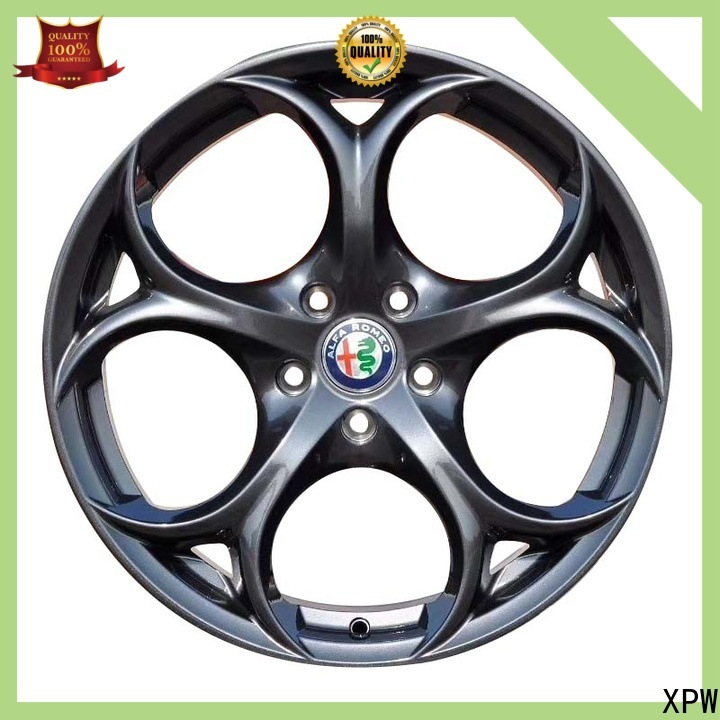 XPW cost-efficient 18 inch gloss black rims supplier for Honda series