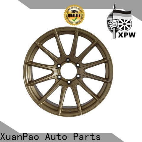 XPW reliable 18 truck rims supplier for cars