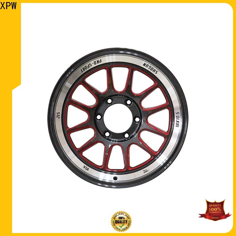 XPW alloy 5x100 18 inch wheels OEM for cars
