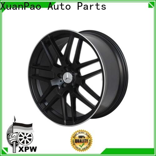 reliable 19 inch mercedes rims matte black supplier for Benz car series