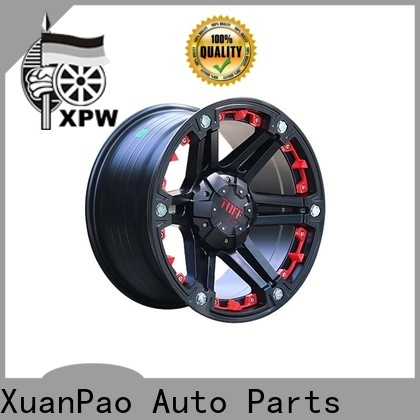 custom rims for a suv aluminum manufacturing for SUV cars