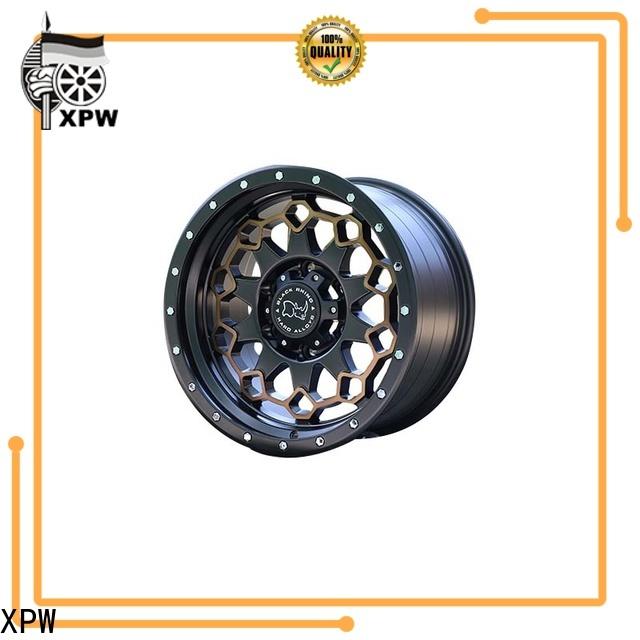 XPW exquisite custom suv rims design for vehicle