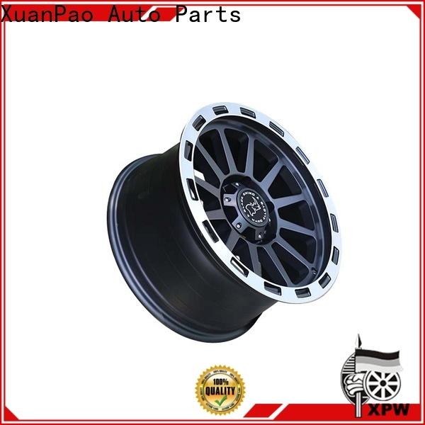 XPW auto discount custom wheels design for SUV cars