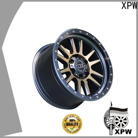 XPW auto truck suv wheels manufacturing for vehicle