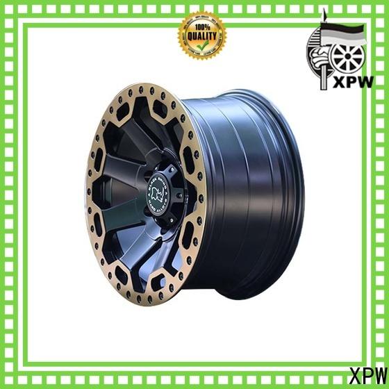 XPW aluminum custom suv rims design for SUV cars