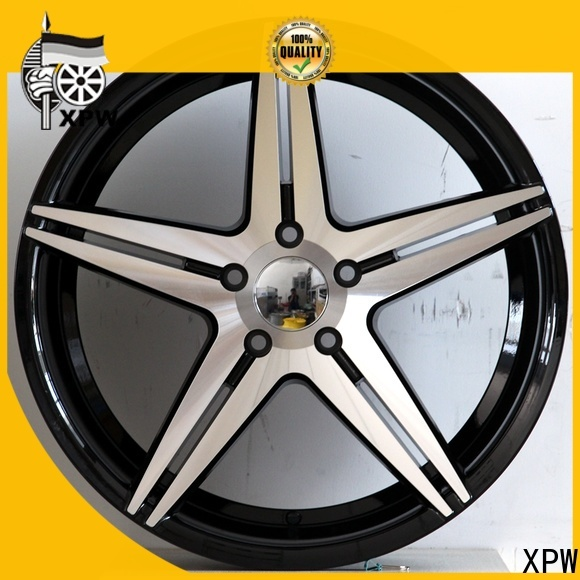 XPW professional 20 inch mustang rims for sale manufacturing for turcks
