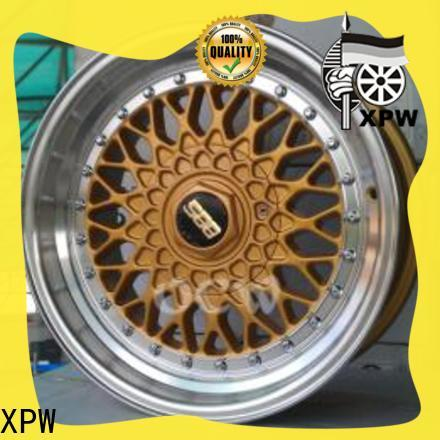 XPW custom alloy wheels wholesale manufacturing for Toyota