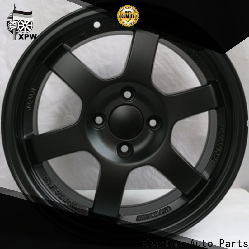 XPW power coating 15 inch car rims wholesale for Toyota