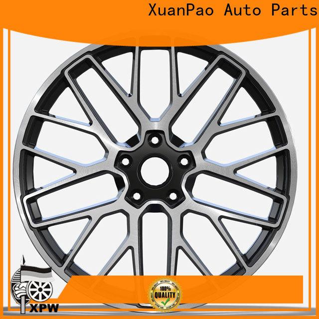 custom aluminum wheels