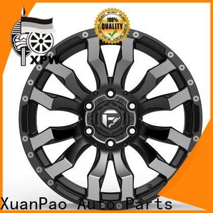 XPW novel design with beautiful shape 15 inch truck rims wholesale for Honda series
