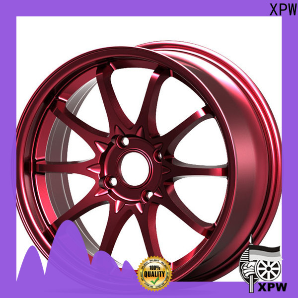 XPW novel design cheap wheels for sale OEM for Toyota
