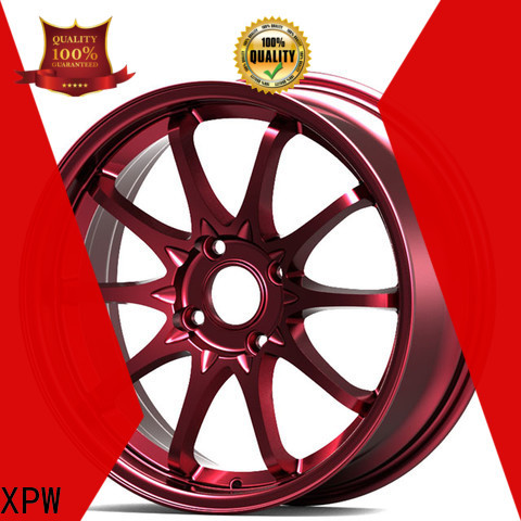 XPW custom factory wheels series for cars