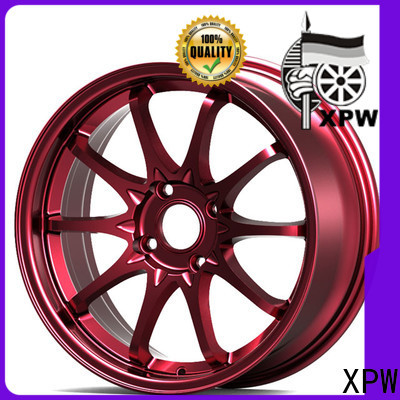 XPW matt black ford 18 rims manufacturing for vehicle