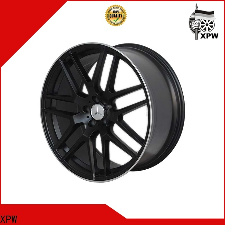 XPW low-pressure casting mercedes benz wheels and rims manufacturing for cars
