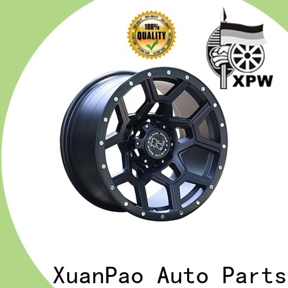 XPW professional best rims for suv design for SUV cars