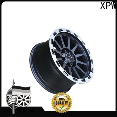 XPW professional chrome suv rims manufacturing for vehicle