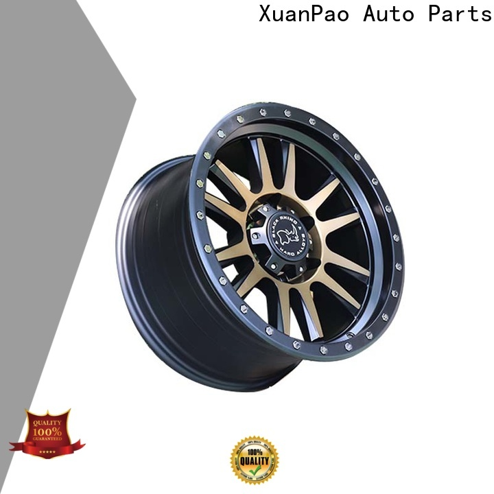 XPW aluminum suv off road wheels design for cars