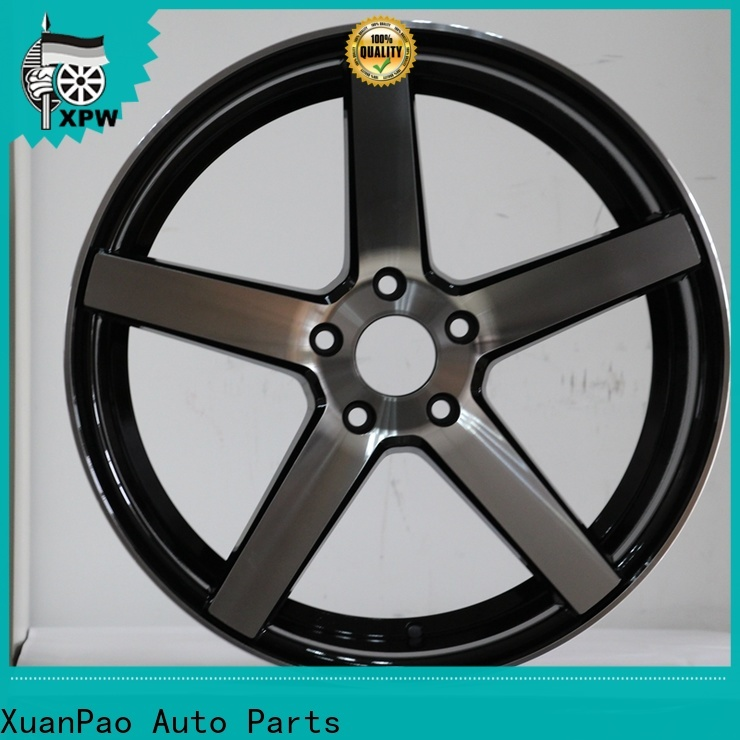 XPW cost-efficient toyota alloy wheels 15 inch manufacturing for vehicle