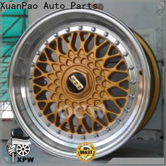 XPW high quality car wheel and tire packages wholesale for vehicle