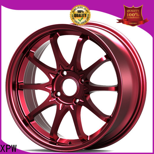 XPW aluminum r15 alloy wheels manufacturing for Honda series