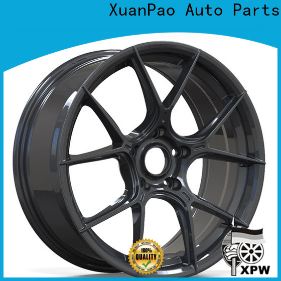 XPW aluminum 18 inch custom rims supplier for Toyota