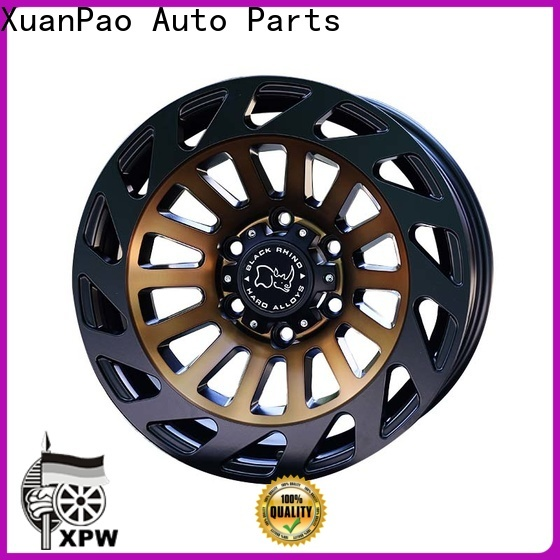 XPW alloy suv tire rims manufacturing for vehicle