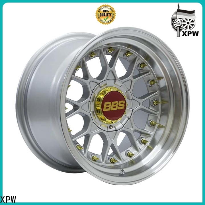 XPW high quality 15 ford rims design for cars