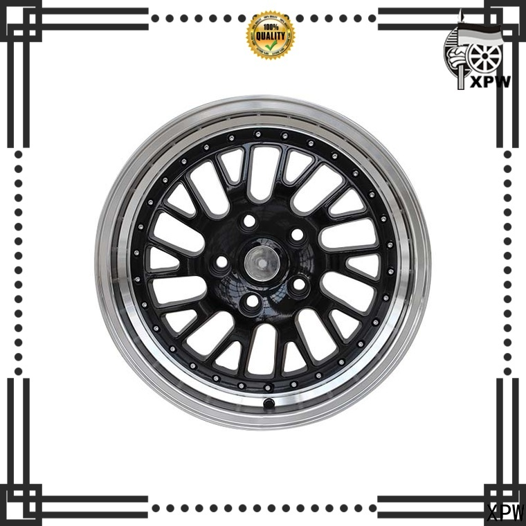 XPW good price auto wheels and tires wholesale for cars