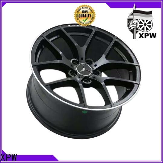 XPW matte black mercedes benz 18 inch rims supplier for cars