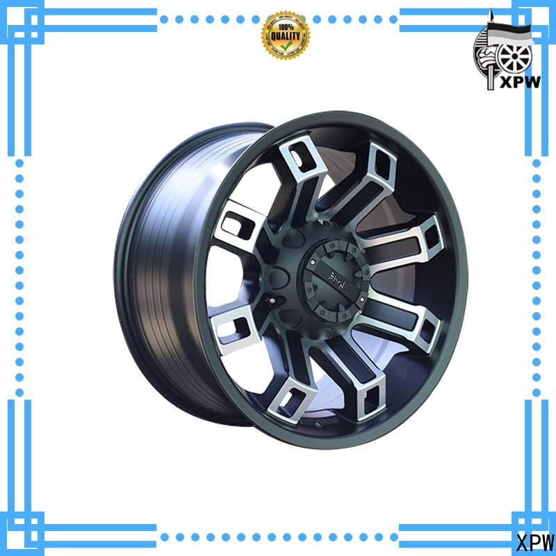XPW custom suv wheel and tire packages manufacturing for cars