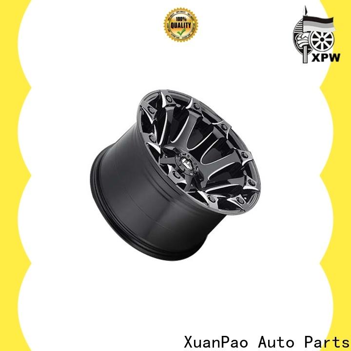 XPW aluminum suv tire rims manufacturing for vehicle